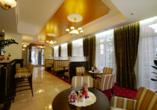 Spa Hotel Cajkovskij in Karlsbad, Lobby