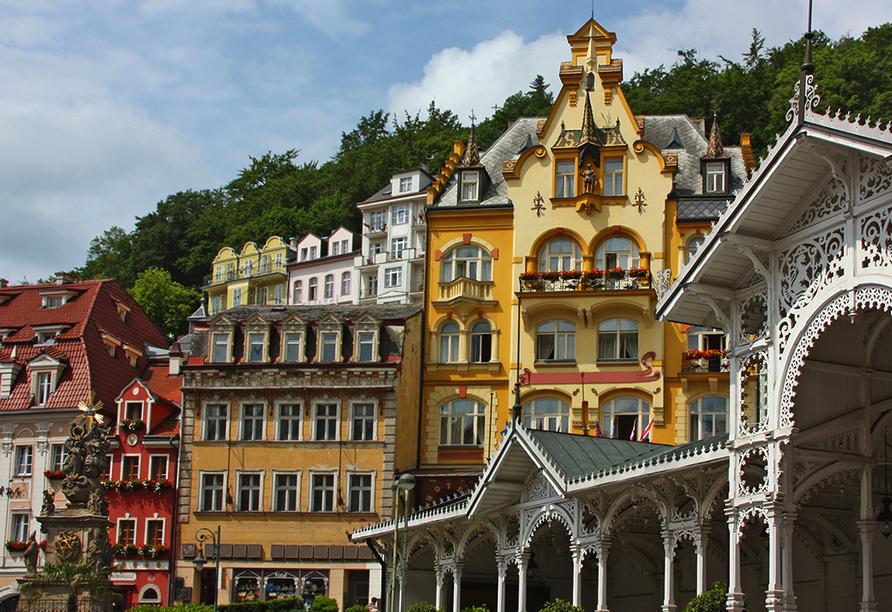 Spa Hotel Cajkovskij in Karlsbad