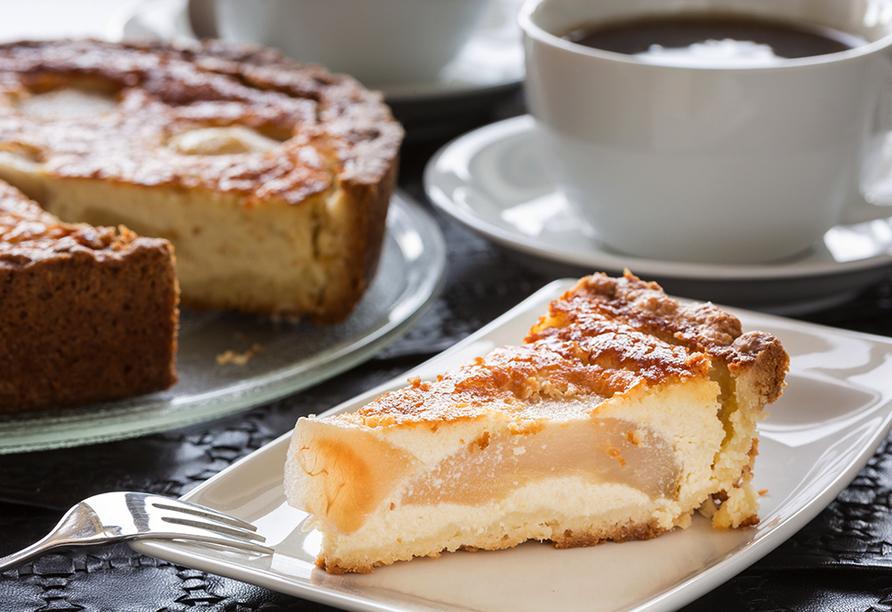 Spa Hotel Cajkovskij, Kaffee und Kuchen
