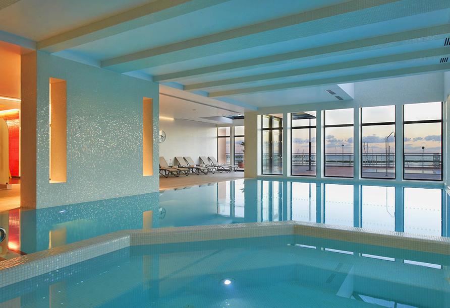 Real Marina Hotel & Spa, Hallenbad