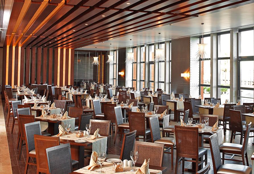 Real Marina Hotel Olhao, Restaurant