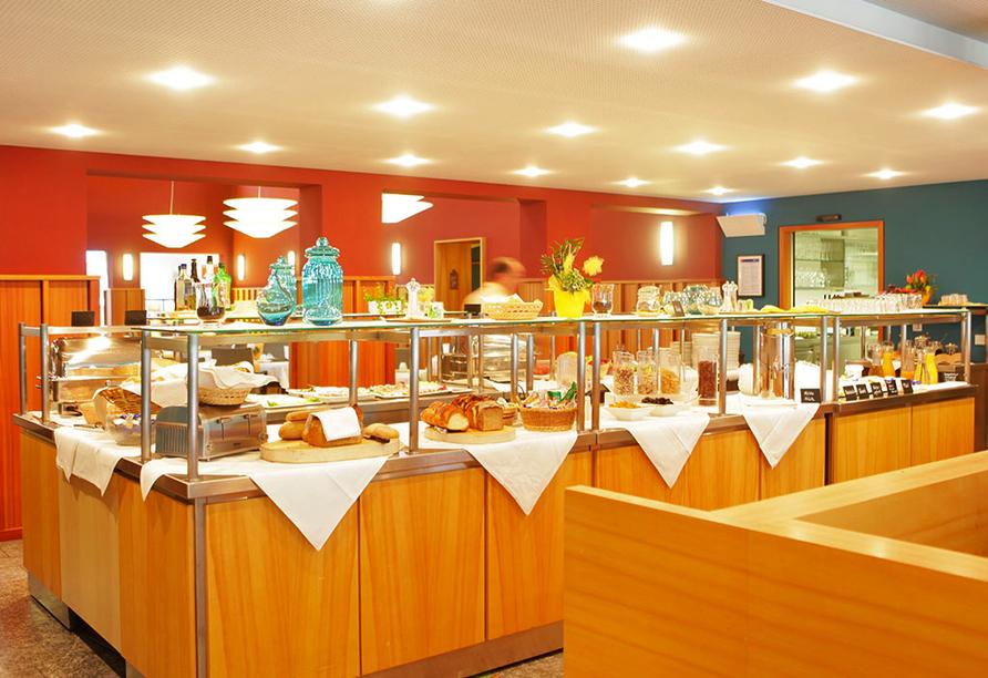 Landhotel Allgäuer Hof in Wolfegg Alttann Allgäu, Frühstück