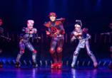 Starlight Express - Das Musical Show 1