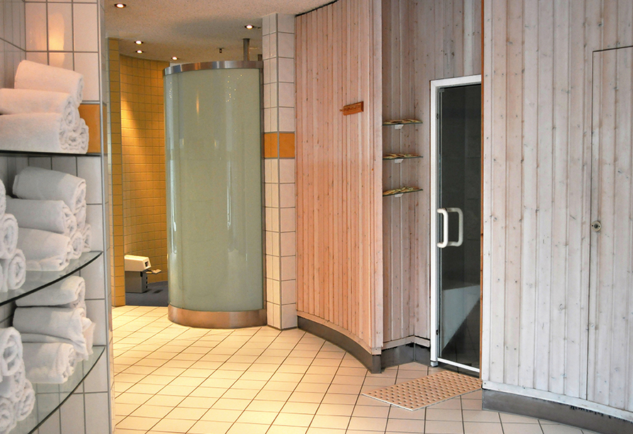 Renaissance Hotel Bochum, Sauna