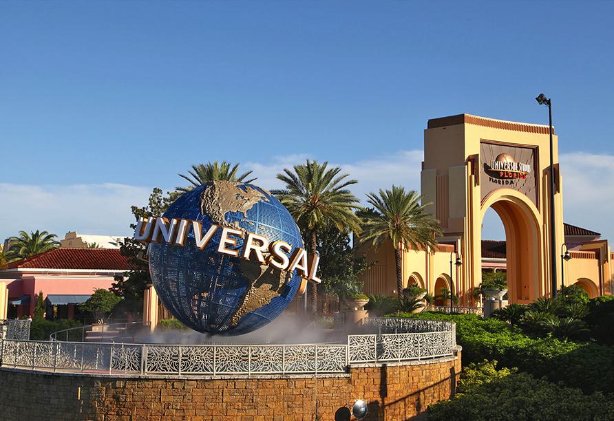 Busrundreise Florida, Universal Studios