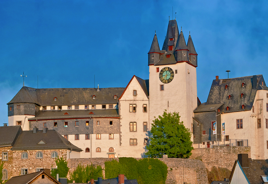 BSW Ferienhotel Lindenbach in Bad Ems, Ausflugsziel Diez