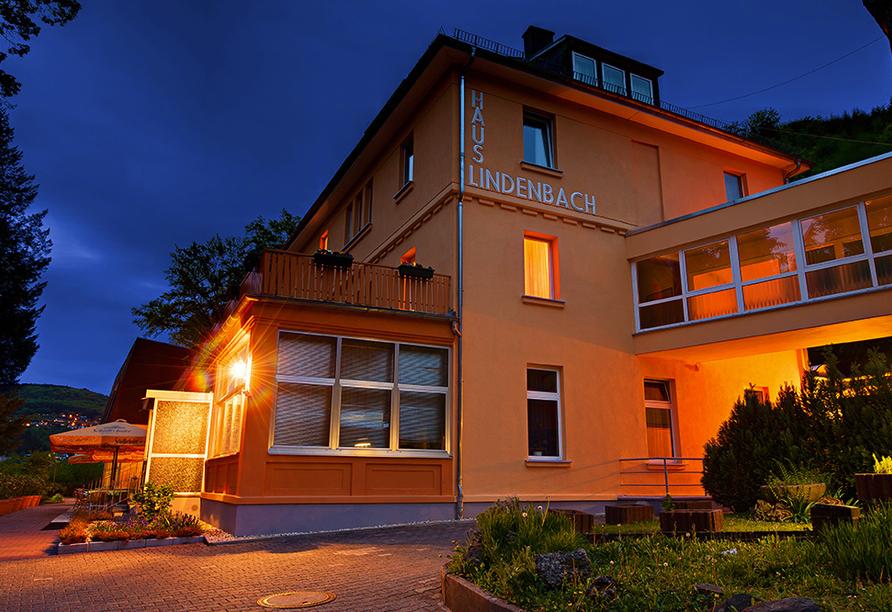 BSW Ferienhotel Lindenbach in Bad Ems, Außenansicht