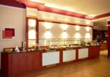 BSW Ferienhotel Lindenbach in Bad Ems, Frühstücksbuffet
