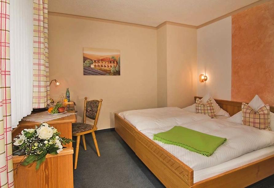Hotel Zum Spessart in Mespelbrunn Spessart, Zimmerbeispiel