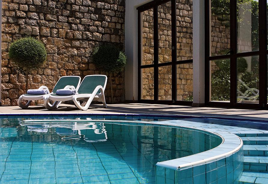 Hotel International in Rab auf der Insel Rab, Außenpool