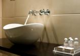 Hotel International in Rab auf der Insel Rab, Badezimmerbeispiel