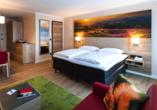 Rhön Park Hotel in Hausen-Roth in der Rhön, Beispiel Studio Deluxe