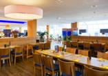 Rhön Park Hotel in Hausen-Roth in der Rhön, Restaurant
