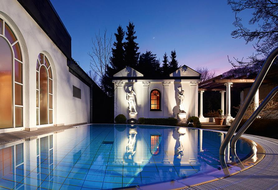 Rhön Park Hotel in Hausen-Roth in der Rhön, Saunawelt