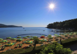 Le Acacie Hotel & Residence in Capoliveri Italien, Strand von Naregno