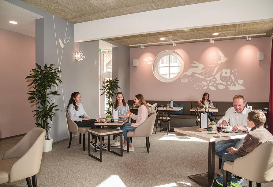 JUFA Hotel Königswinter, Naturpark Café