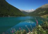 Blu Hotels Senales in Kurzras Schnastal Südtirol, Vernagt-Stausee