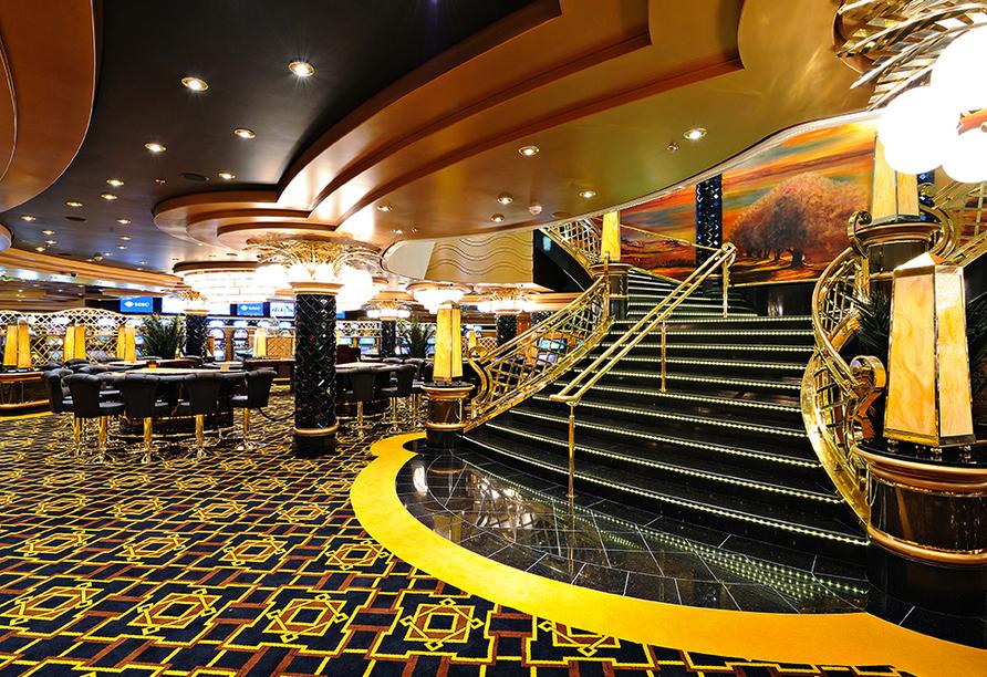 MSC Splendida, Royal Palm Casino