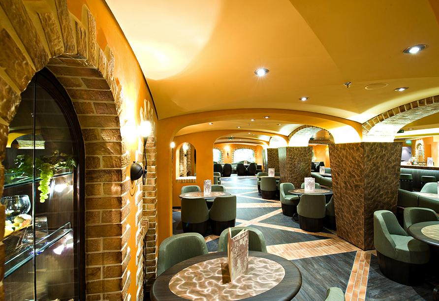 MSC Splendida, Enoteca Wine Bar