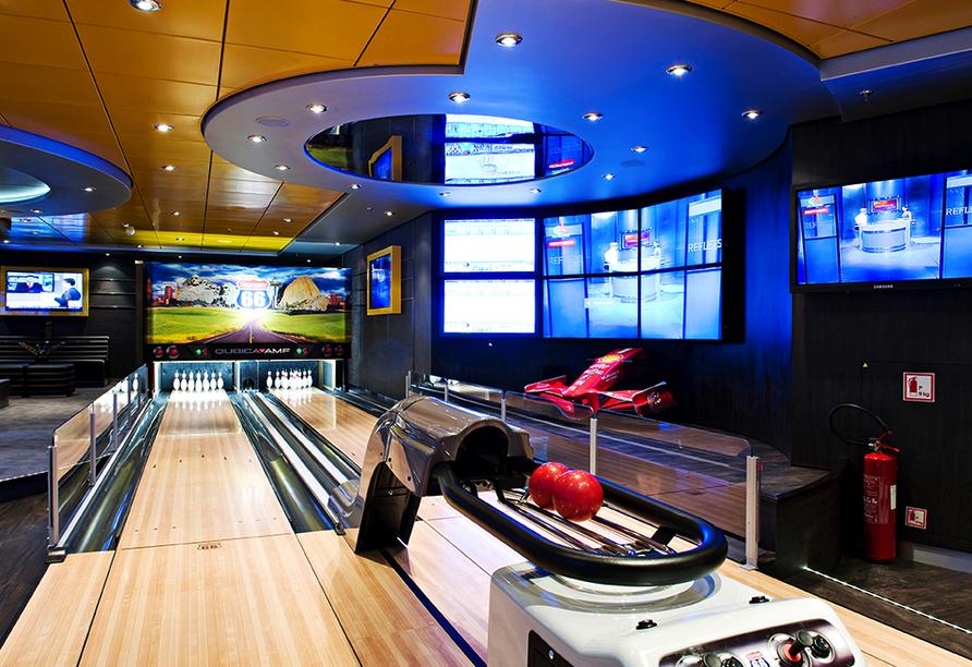 MSC Splendida, Sports Bar