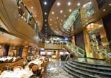 MSC Splendida, La Reggia Restaurant