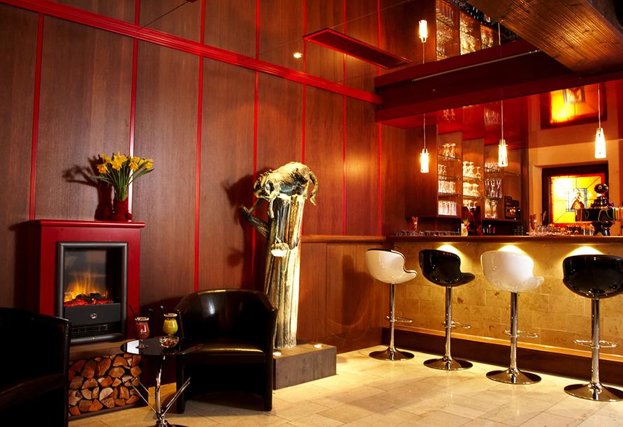 Hotel Resort Birkenhof in Bad Griesbach im bayerischen Bäderdreieck, Bar