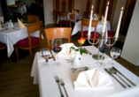 Hotel Resort Birkenhof in Bad Griesbach im bayerischen Bäderdreieck, Restaurant