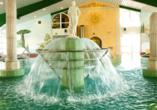 Hotel Resort Birkenhof in Bad Griesbach im bayerischen Bäderdreieck, Poseidon-Therme