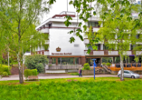 Kronen Hotel, Bad Liebenzell, Schwarzwald, Außenansicht