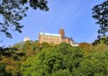Pentahotel Eisenach, Wartburg