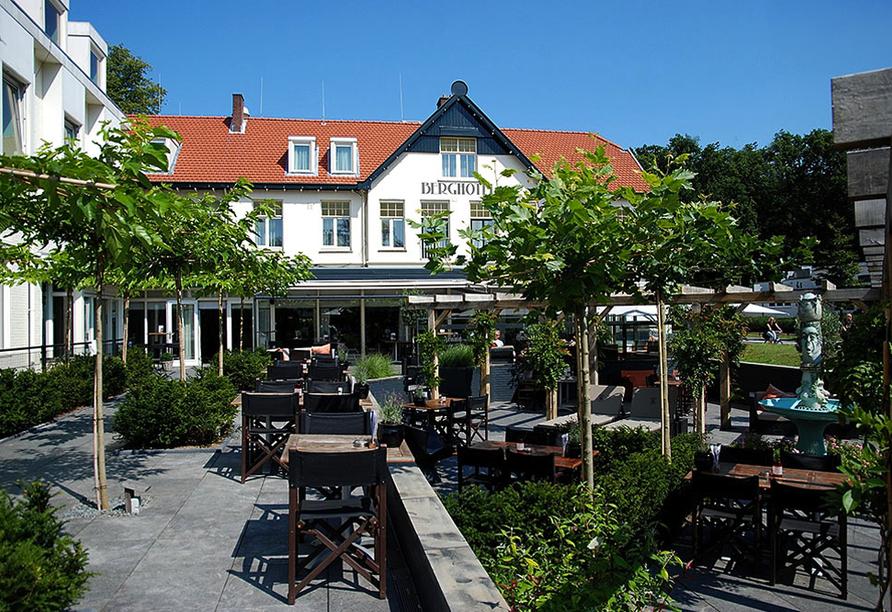 Best Western Plus Berghotel Amersfoort, Außenansicht