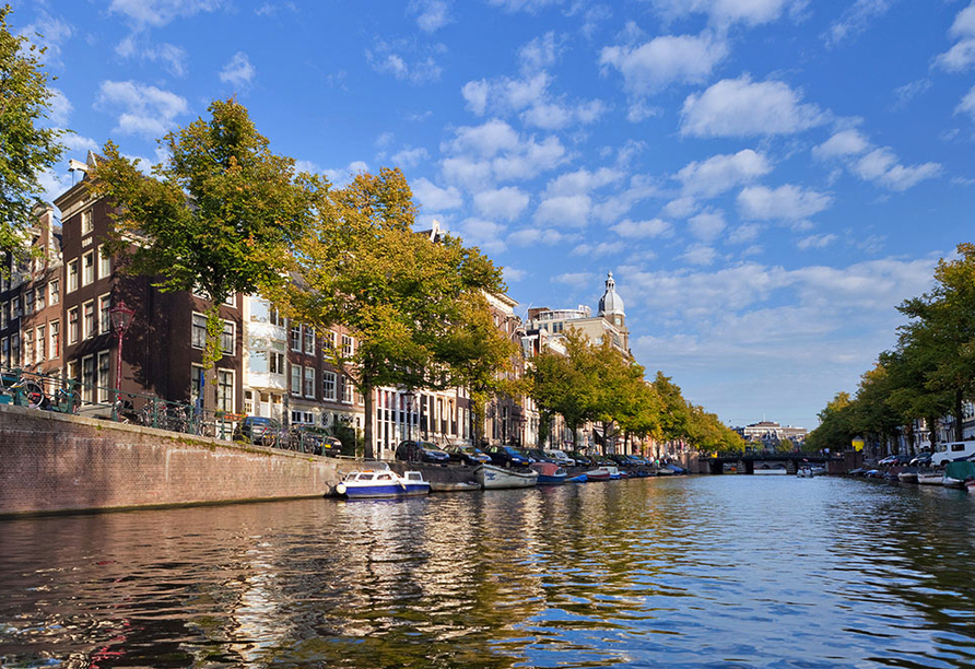 Best Western Plus Berghotel Amersfoort, Ausflugsziel Amsterdam