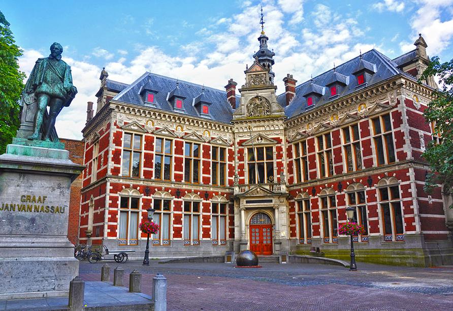Best Western Plus Berghotel Amersfoort, Ausflugsziel Utrecht