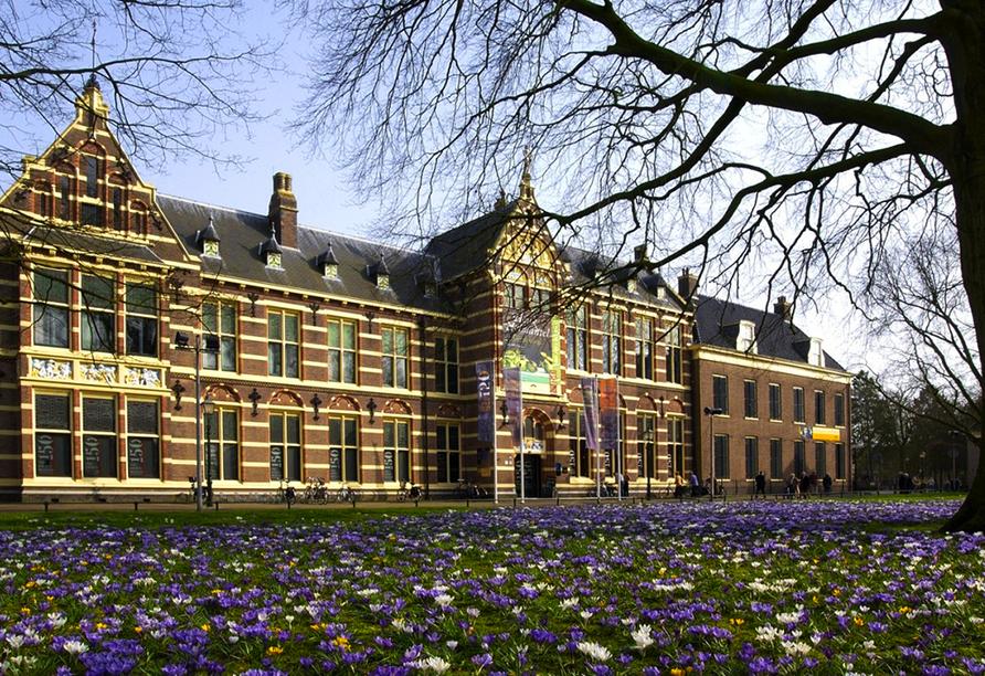Hotel De Bonte Wever, Drents Museum