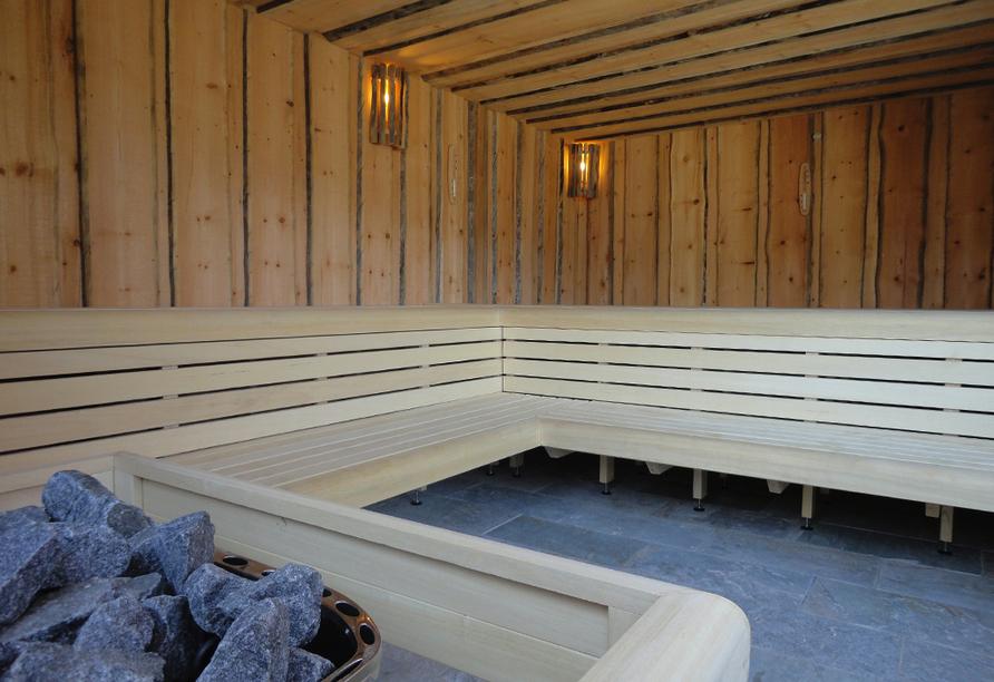 Hotel De Bonte Wever, Sauna