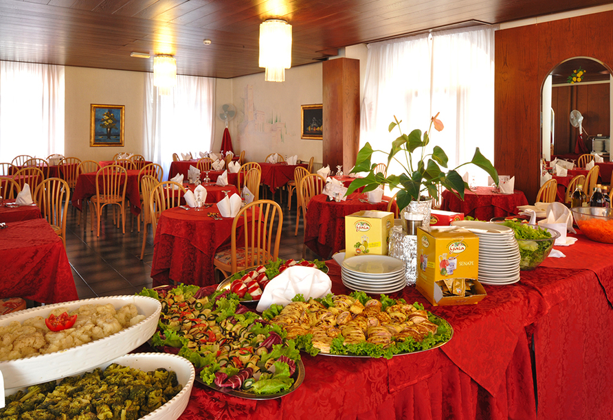 Hotel Malcesine, Restaurant