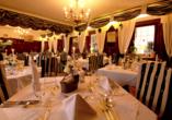 Ferienhotel Alber in Mallnitz in Kärnten Restaurant