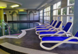 Residenz Hotel Bad Frankenhausen Hallenbad Wellness