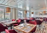 MS Kong Harald, Restaurant