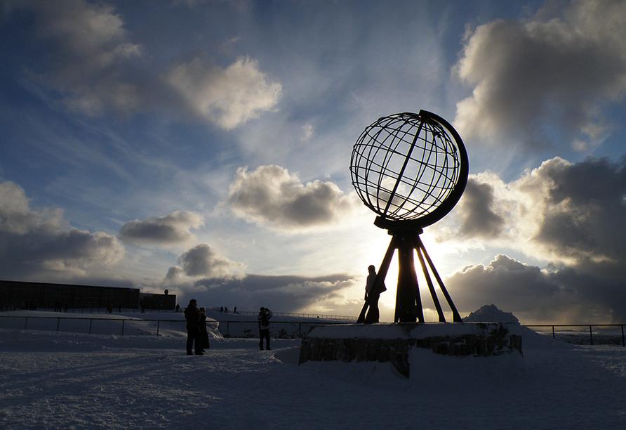 Hurtigruten, Nordkap