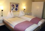 Hotel Dufour, Biel-Bienne, Schweiz, Zimmer