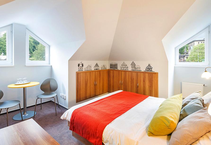 Hotel Grand, Spindlermühle, Tschechien, Zimmer