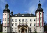 Hotel Grand, Spindlermühle, Tschechien, Schloss Hohenelbe