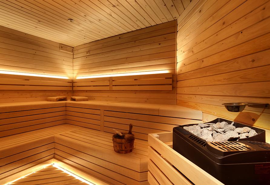 Hotel Grand, Spindlermühle, Tschechien, Sauna