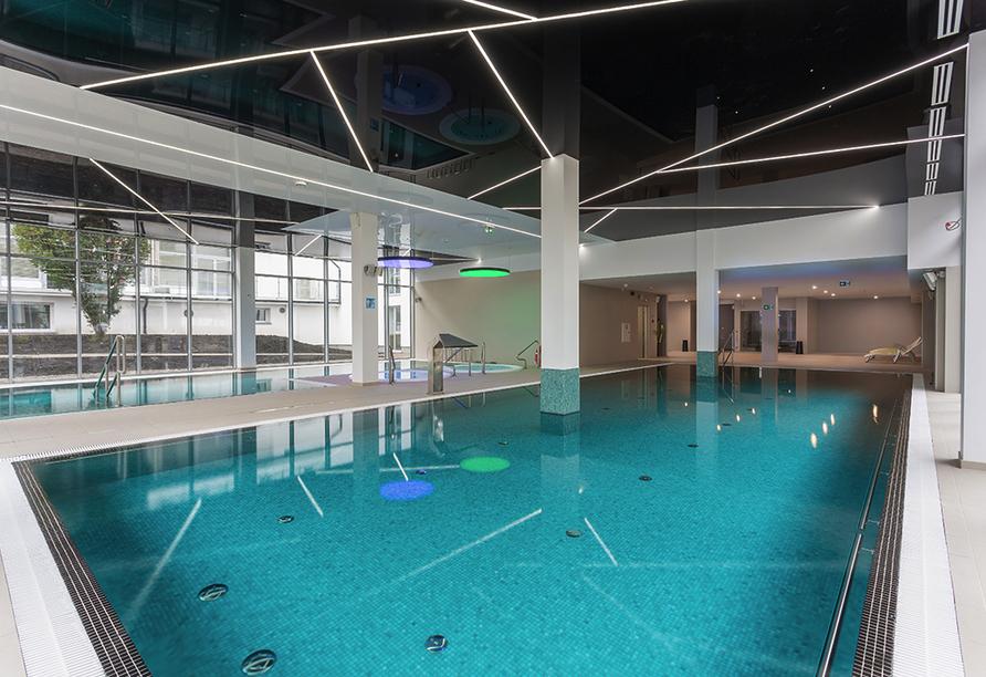 Hotel Kurkaus Koral Live, Hallenbad