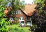 CAREA Ferien- & Reitsport-Hotel Brunnenhof in Suhlendorf in der Lüneburger Heide Außenansicht