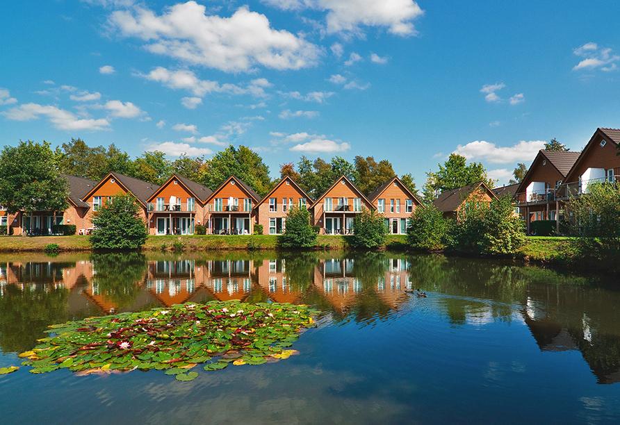 Eurostrand Resort Lüneburger Heide in Fintel günstig buchen