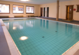 Chalet Diamant Hotel in St. Martin in Thurn, Pool