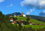 Chalet Diamant Hotel in St. Martin in Thurn, Umgebung
