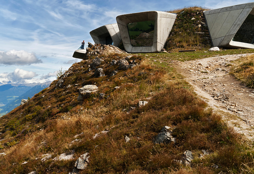 Chalet Diamant Hotel in St. Martin in Thurn,  Messner Mountain Museum